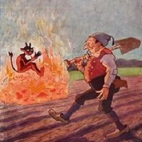 Masal: Kötüyle Şeytan