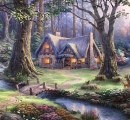 """Dünya Masalları; """"Şarkı Söyleyen Ağaç"""""""