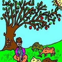 """Dini Hikayeler; """"Çoban ve Ağaç"""""""